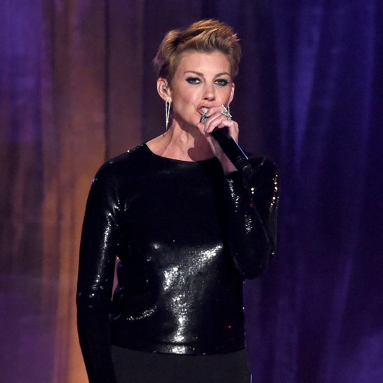 "Faith Hill Singing ""Girl Crush"" at Billboard Music Awards"