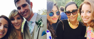 Heather Morris' Beautiful Wedding Is Practically a Glee Reunion