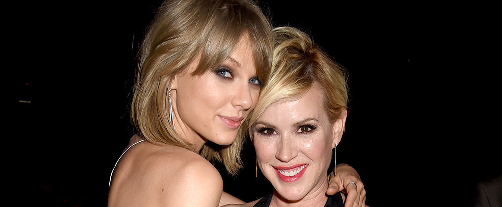Taylor Swift and Molly Ringwald Become Instant Besties at the Billboard Music Awards