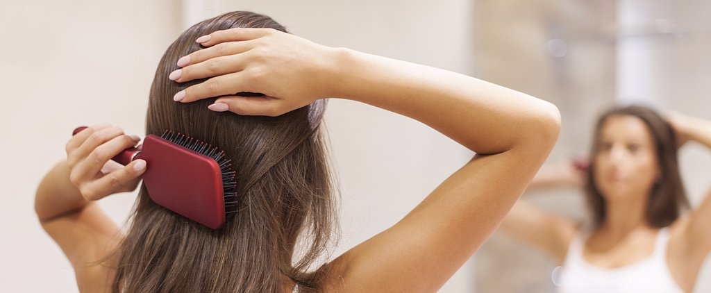 4 Ways You've Been Brushing Your Hair Wrong
