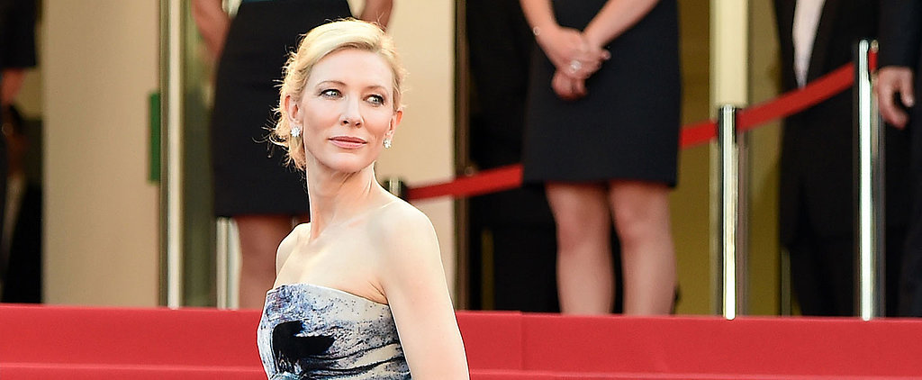"Cate Blanchett Denies Having ""Many"" Sexual Relationships With Women"