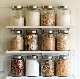 How to Make Your Kitchen and Pantry More Organized