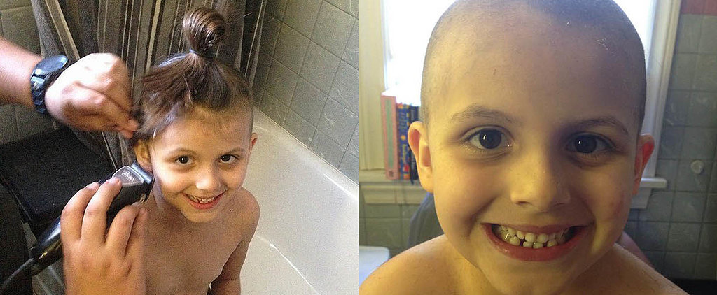 25 Reasons Honoring My Daughter's Decision to Shave Her Head Is Proactive