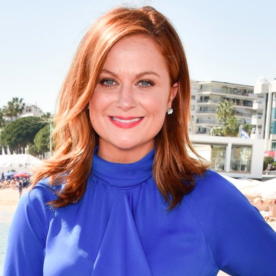 Amy Poehler Inside Out Cannes Interview
