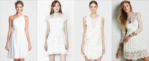 Your Summer Wardrobe Isn't Complete Without a Little White Dress