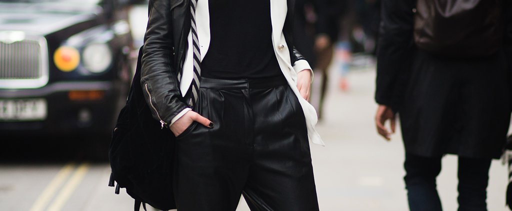 Transform the Way You Wear Leather Pants