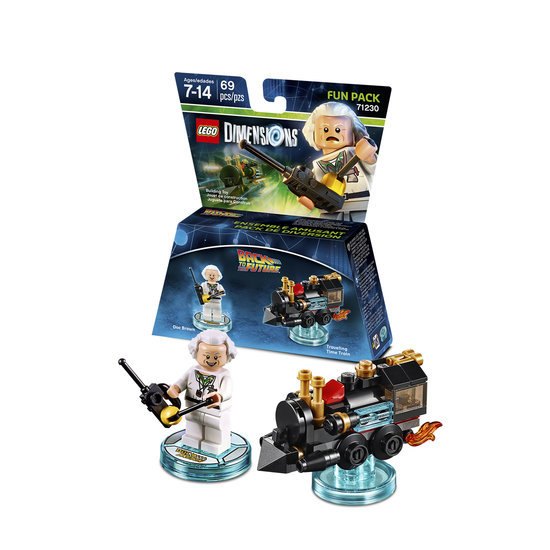 Lego Introduces Lego Dimensions Video Game
