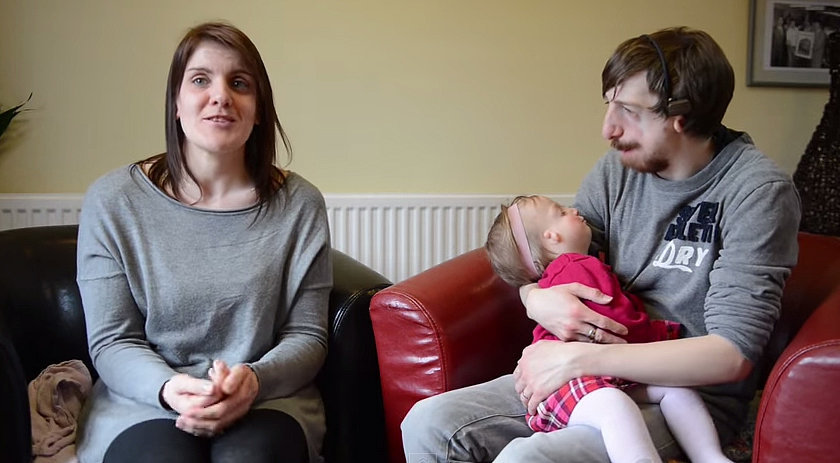 Inside 1 Family's Decision to Have a Child With Treacher Collins Syndrome