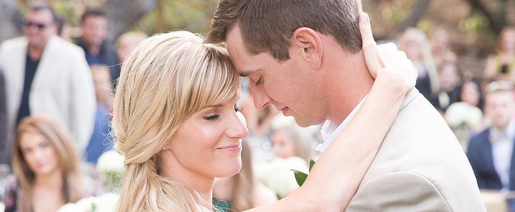 Go Inside Glee Star Heather Morris's Enchanting Wedding!