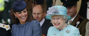 Proof That the Queen Really, Really Loves Jokes