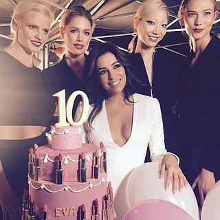 Eva Longoria Celebrates 10 Years With L'Oréal Paris