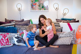 Take a Step Inside Designer Rebecca Minkoff's Kids' Playful Brooklyn Nursery
