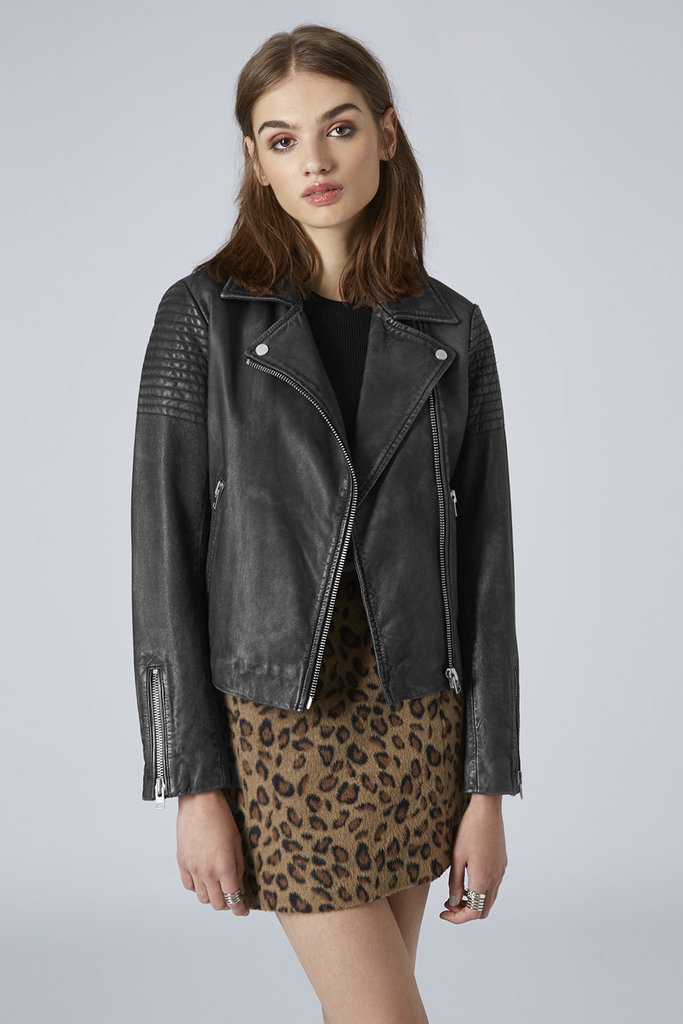They've been iconic since Schott introduced the first motorcycle jackets in the s, and bad boys and girls of every era, from Elvis and James Dean in the '50s to Madonna and Debbie Harry in the '80s, have made a leather jacket a part of their uniform.