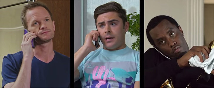 Jennifer Aniston, Zac Efron, and More Star in This Hilarious Game of Literal Telephone