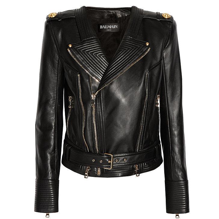 Where to Buy the Best Leather Jacket 2015 | POPSUGAR Fashion Australia