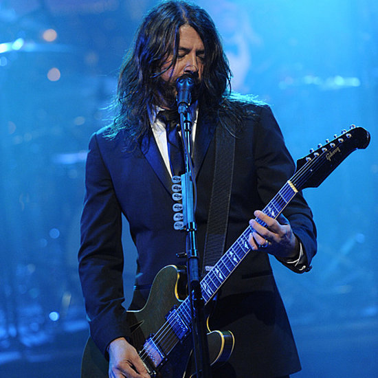 The Foo Fighters Sent Off David Letterman With His Favourite Song and a Montage