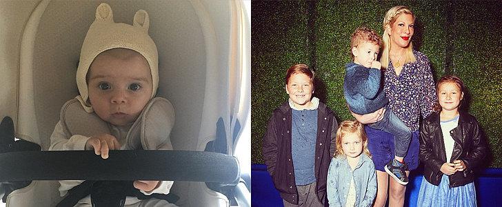 Kourtney, Tori, and Ivanka Shared Some Cute Kiddo Snaps This Week!