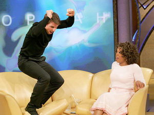 #TBT: 10 Years Ago, Tom Cruise Made Oprah's Couch Famous