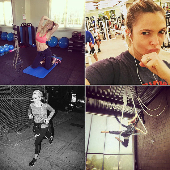 Get Inspired by These Instagram Snaps From Fit and Healthy Celebs