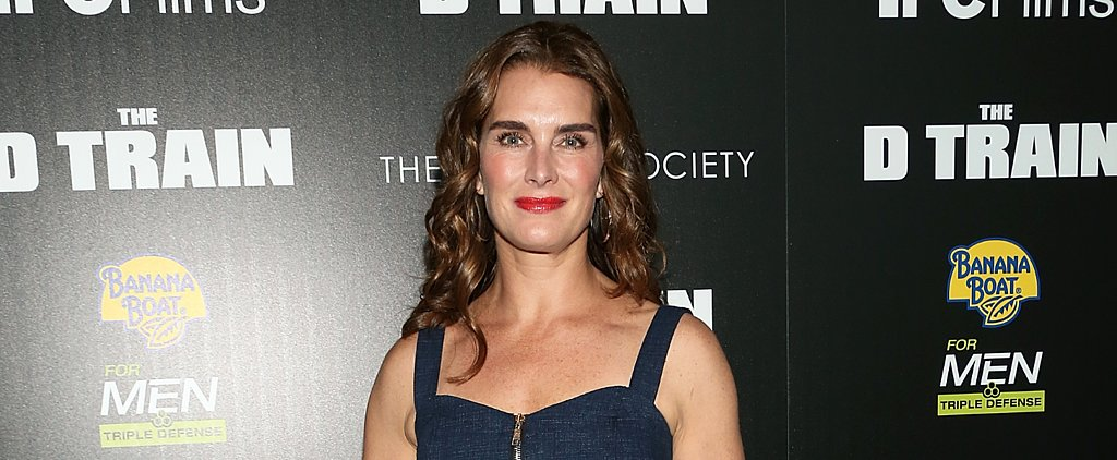 Brooke Shields Owns Over 1,000 Blow Dryers