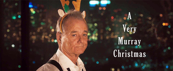 The Teaser For A Very Murray Christmas Will Remind You Why You Love Bill Murray