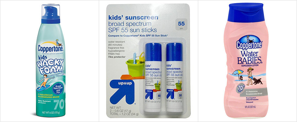 The Most Dangerous Sunscreens For Kids (And They're Probably Hiding in Your Beach Bag)
