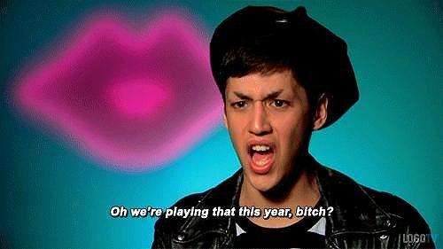 RuPaul's Drag Race GIFs