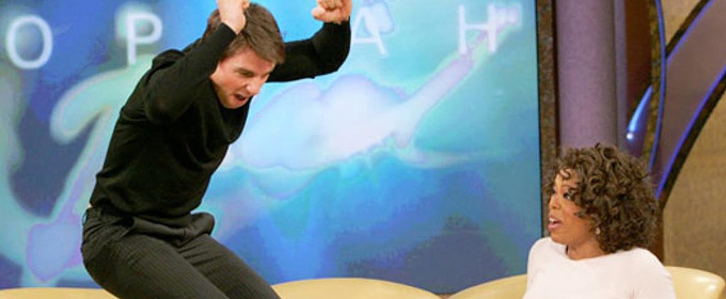 Relive the Moment When Tom Cruise Jumped On Oprah's Couch