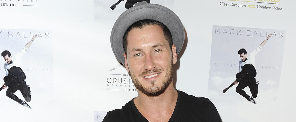 Dancing With the Stars Pro Val Chmerkovskiy Shares a Sweet Message to Fans