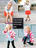 Photographers Share How to Coax Genuine Expressions Out of Your Kids