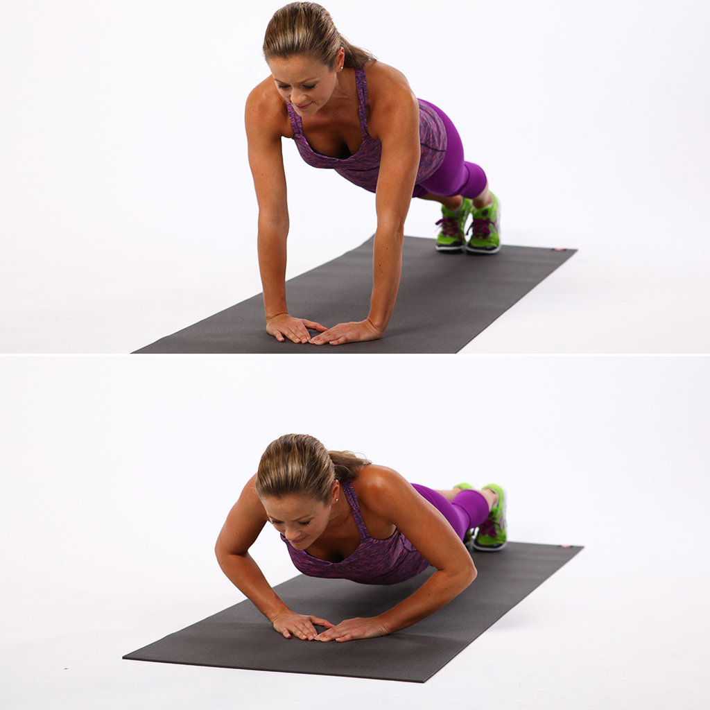Upper Body: Diamond Push-Up
