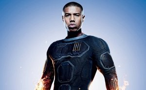 From EW: Michael B. Jordan Blasts Racist Internet 'Trolls' Who Are Upset About Him Being Cast in Fantastic Four