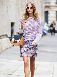 Proof That Mixing Prints Is the Way to Go