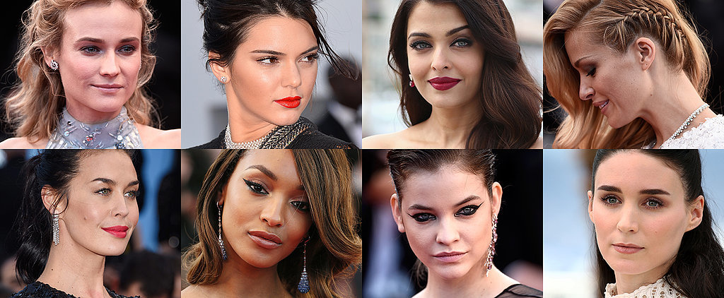 Zoom in On All the Best Beauty Looks From Cannes