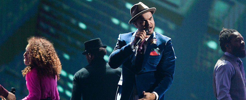 Missed the Show? Watch Guy Sebastian's Eurovision Performance Here!