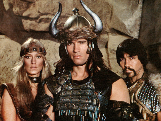 Arnold Schwarzenegger Excited to Return for New Conan the Barbarian Sequel