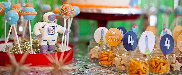 POPSUGAR Shout Out: Blast Off With This Fun Birthday Party Idea
