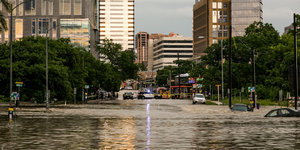 Texas Flooding Called The Worst Ever By Governor