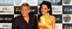 Amal and George Clooney Make Yet Another Show-Stopping Red Carpet Appearance