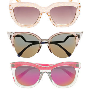 Summer Must-Have: See-Through Sunnies