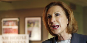 Carly Fiorina Calls The Chinese Unimaginative Idea Thieves
