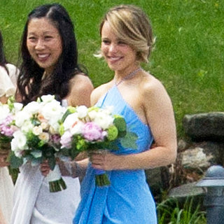 Rachel McAdams as Bridesmaid at Her Sister's Wedding