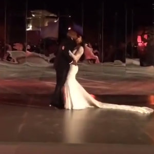 Video of Kim Kardashian and Kanye West Wedding First Dance