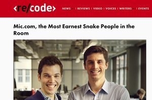 "Perfect Chrome Extension Replaces ""Millennials"" With ""Snake People"""
