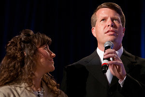 Remember When Jim Bob Duggar Said Incest Was A Crime Punishable By Death?