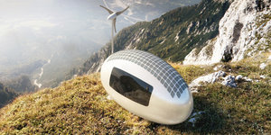 This Self-Powered, Eco-Friendly Tiny House Lets You Dwell Anywhere On Earth