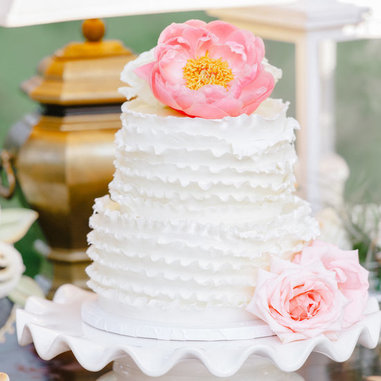Floral Wedding Cake Ideas
