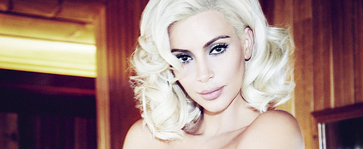 Does Kim Kardashian Do Marilyn Monroe Justice on the Cover of Vogue?