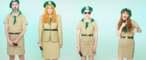 "Jenny Lewis's ""She's Not Me"" Video Is the Ultimate Gift to Troop Beverly Hills Fans"
