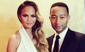 Chrissy Teigen and John Legend's 6 Goals for Perfect Parenting